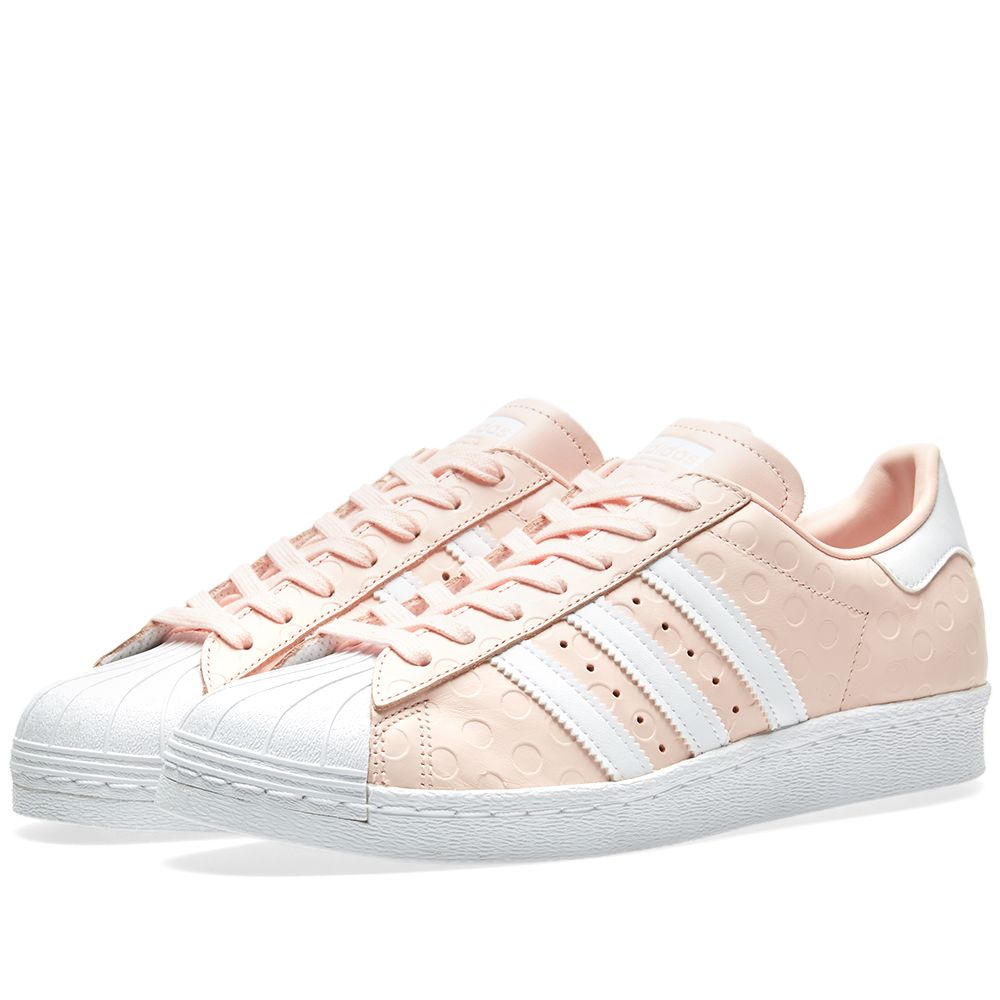 c8801704896d Adidas Superstar 80s W Icy Pink   White