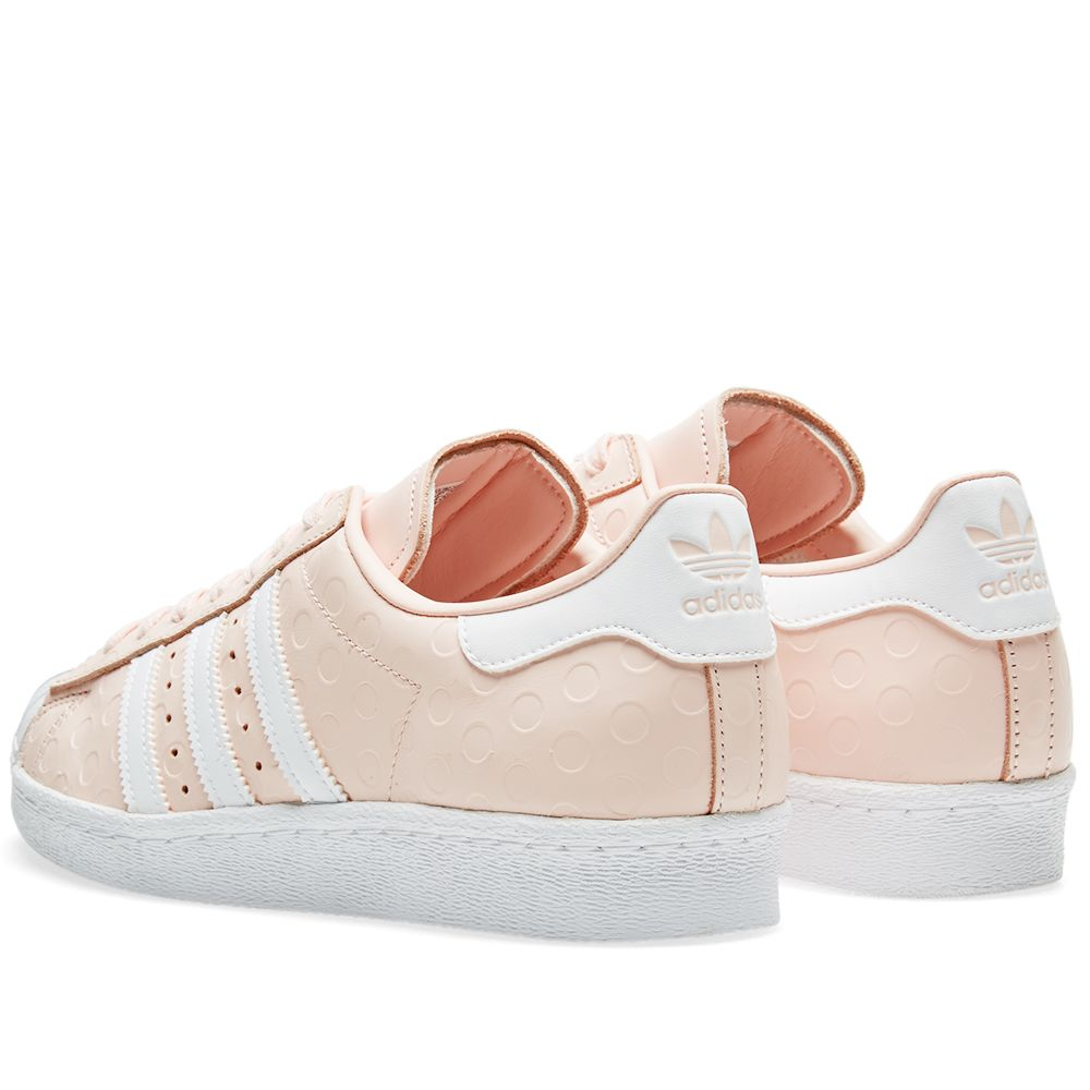 24d348e11c4 Adidas Superstar 80s W Icy Pink   White