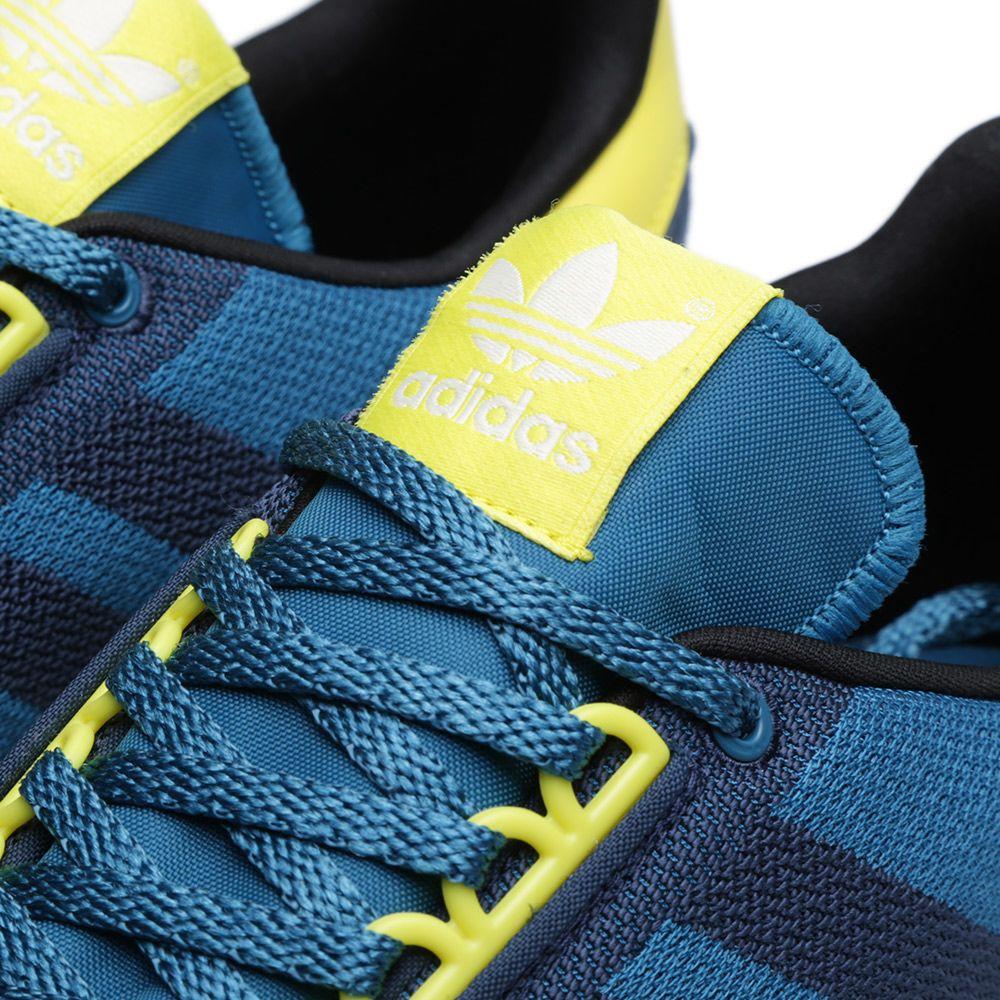 2165e9b8f Adidas ZX 500 OG Weave Dark Slate   Hero Blue