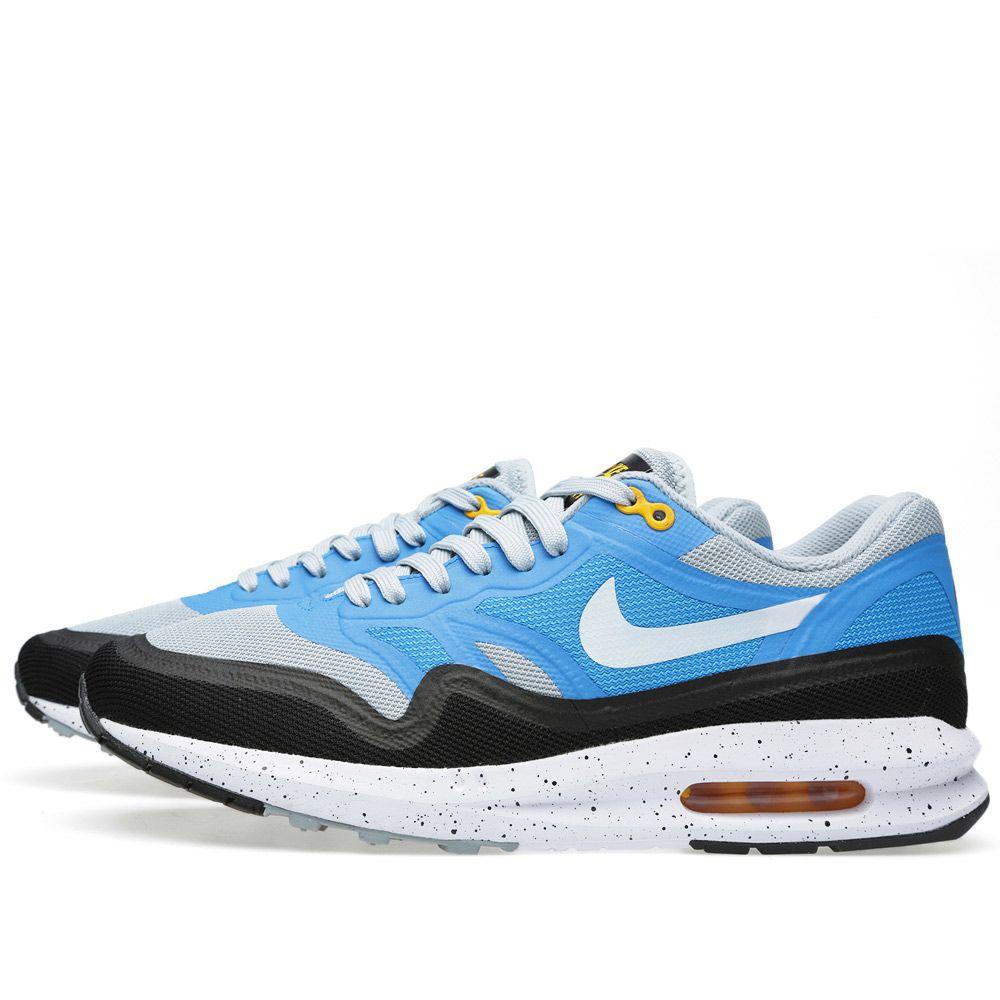 cheap for discount 21727 e224e Nike Air Max Lunar1 Silver Wing   Photo Blue   END.