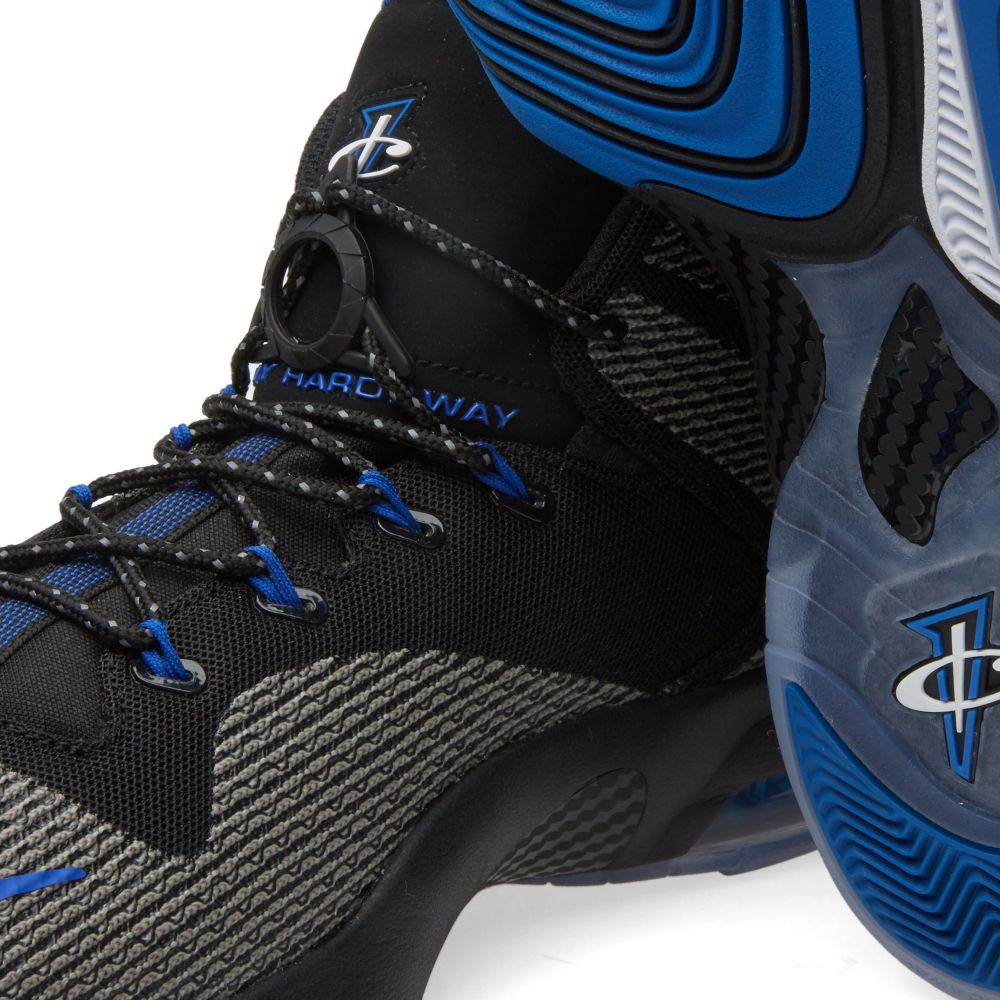new styles 3f770 18d21 Nike Penny Pack QS  Sharpie  Black, Game Royal   White   END.