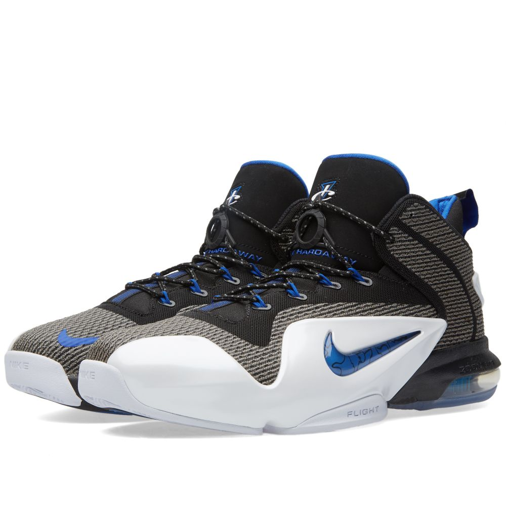 new styles 799d6 b79d0 Nike Penny Pack QS  Sharpie  Black, Game Royal   White   END.