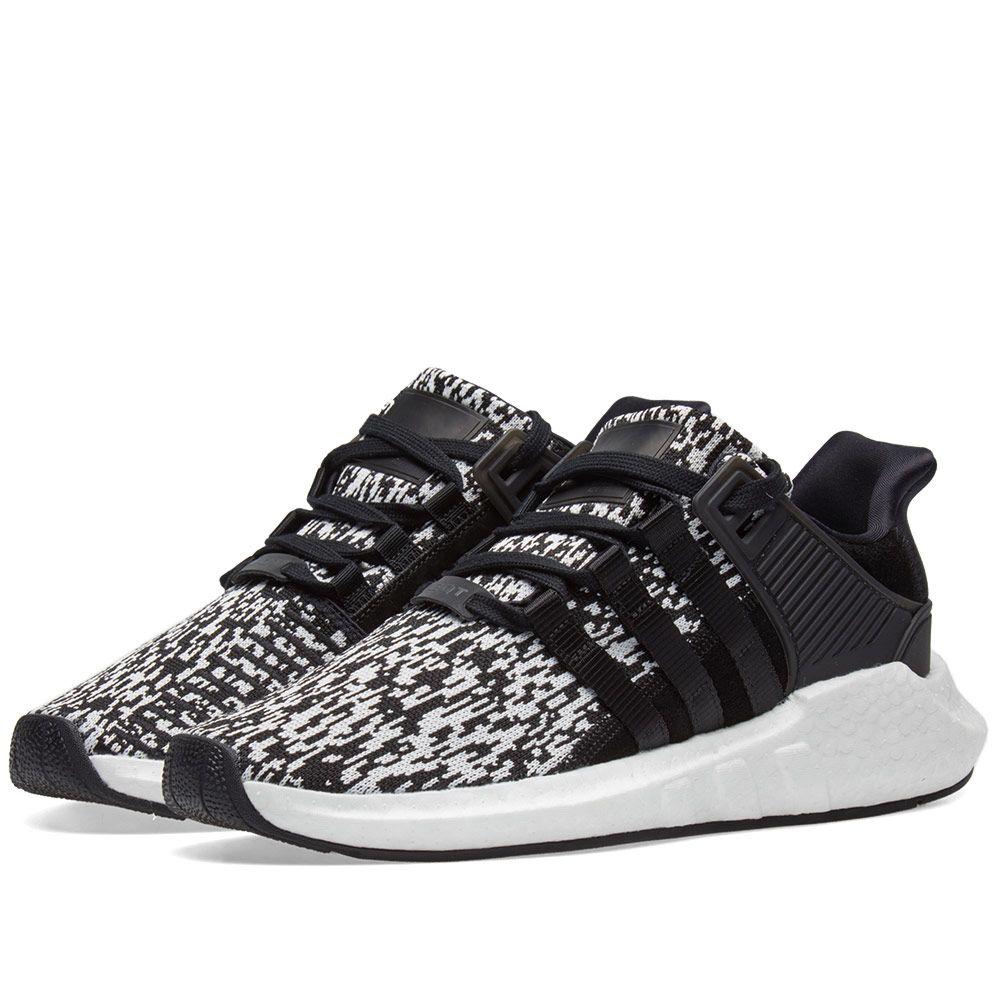 promo code acaba 75dd6 Adidas EQT Support 9317 Core Black  White  END.