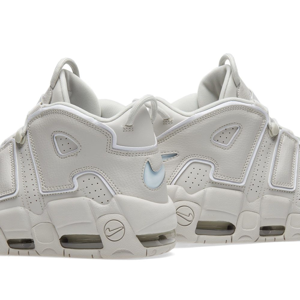 free shipping 8ec3a 1a8be Nike Air More Uptempo 96 Light Bone  White  END.