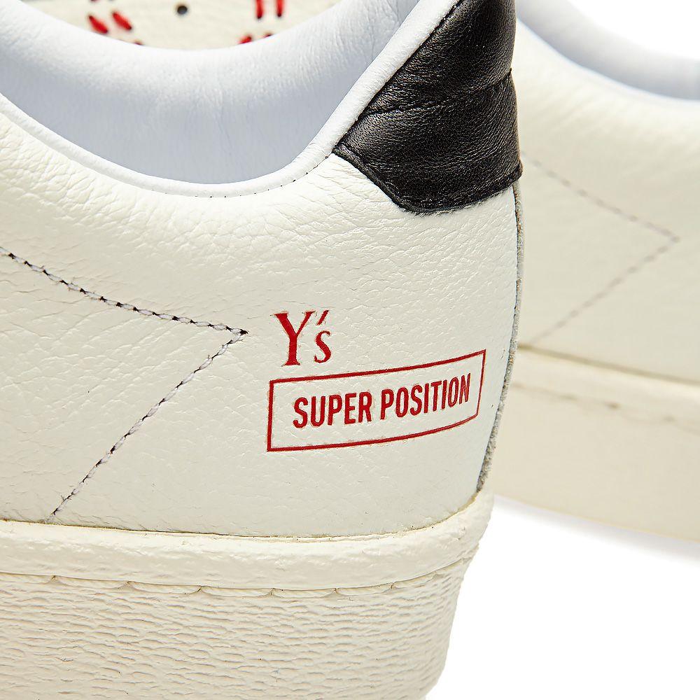 843d482f09dc Adidas Consortium x Yohji Yamamoto Y s Super Position Running White ...