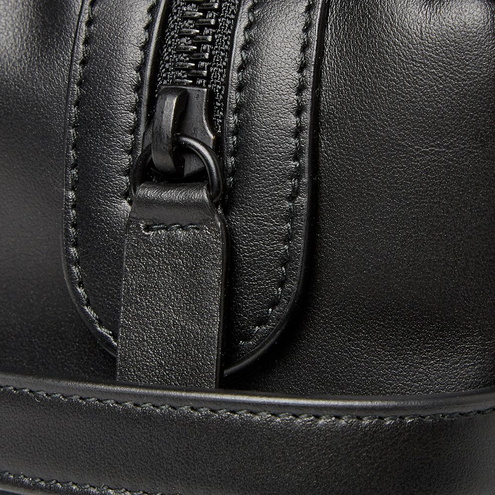 7d0aadbf5b Common Projects Leather Toiletry Bag Black