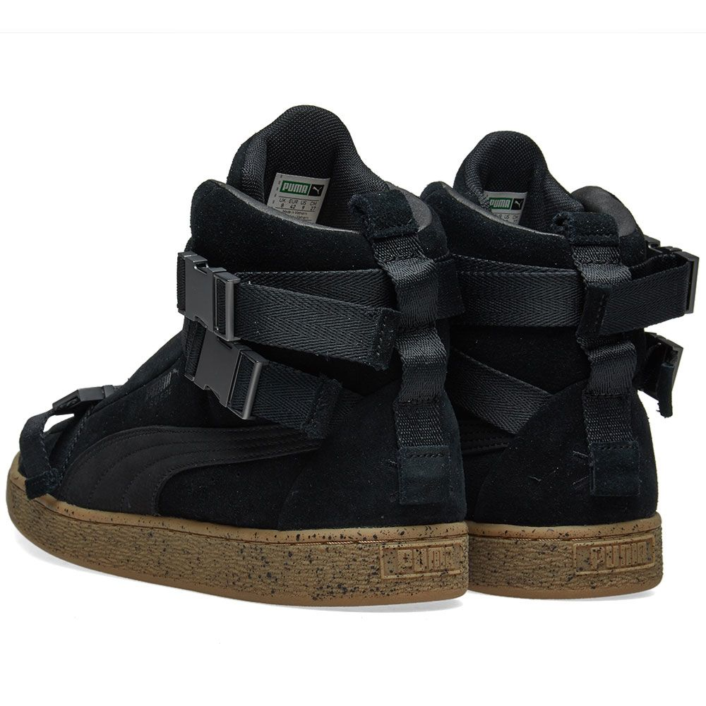 56eeaedf0ac1a5 Puma x The Weeknd Suede 50. Black. CA 225 CA 149. Plus Free Shipping.  image. image. image