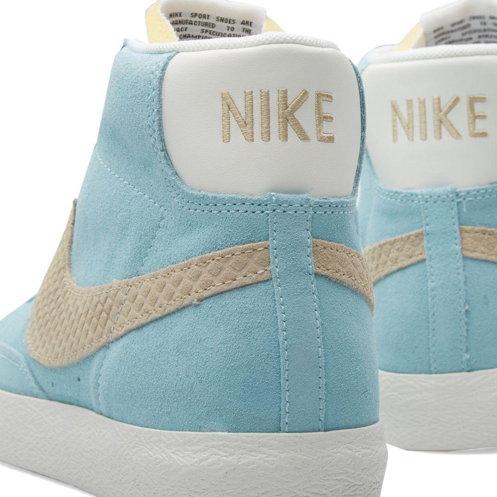 more photos 8dc65 c42c0 Nike Blazer Mid Premium Vintage QS. Copa, Sand Dune   Sail.  95  49. image