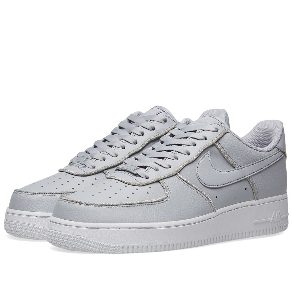 9bf88617a0c5 Nike Air Force 1 Low W Wolf Grey   White