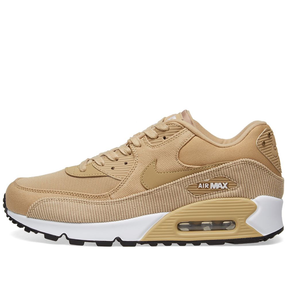 hot sale online cc053 88963 Nike Air Max 90 W Beige, Black  White  END.