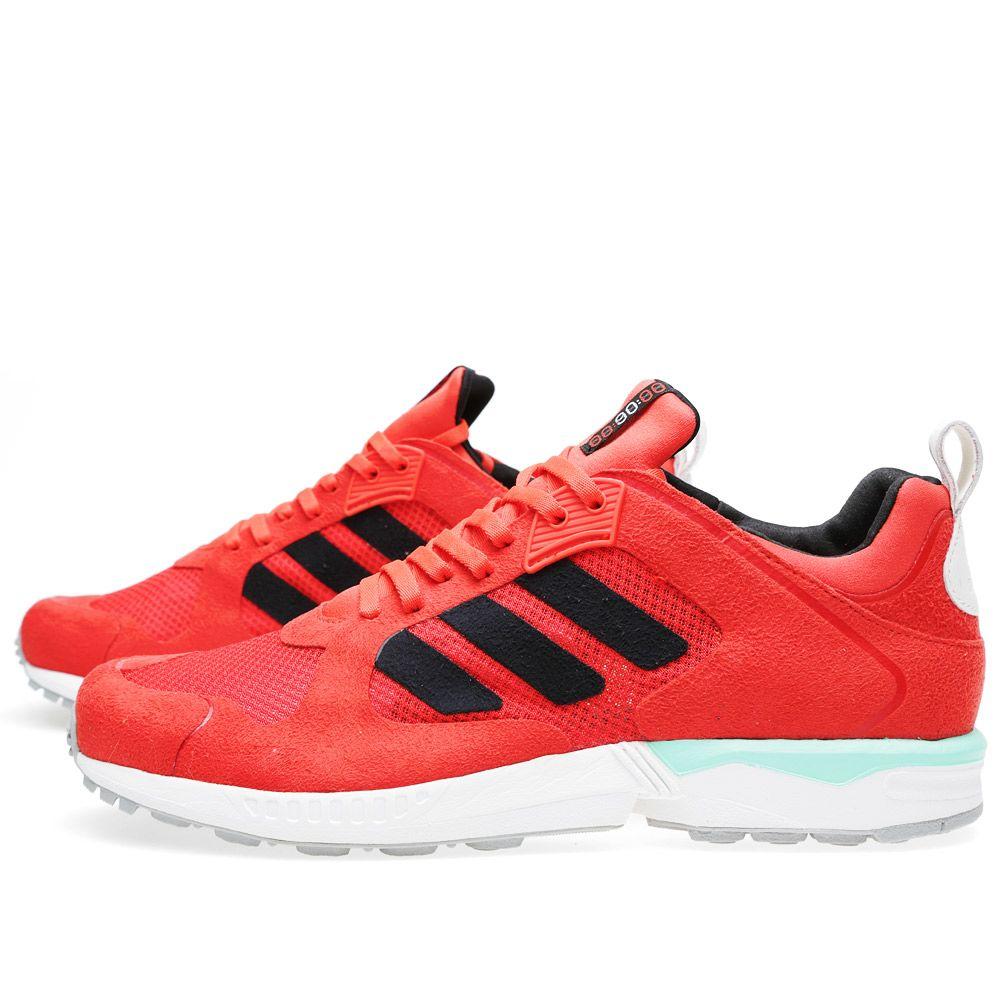 d0b01b4e015fb Adidas ZX 5000 Response 90s Hi Res Red   Black
