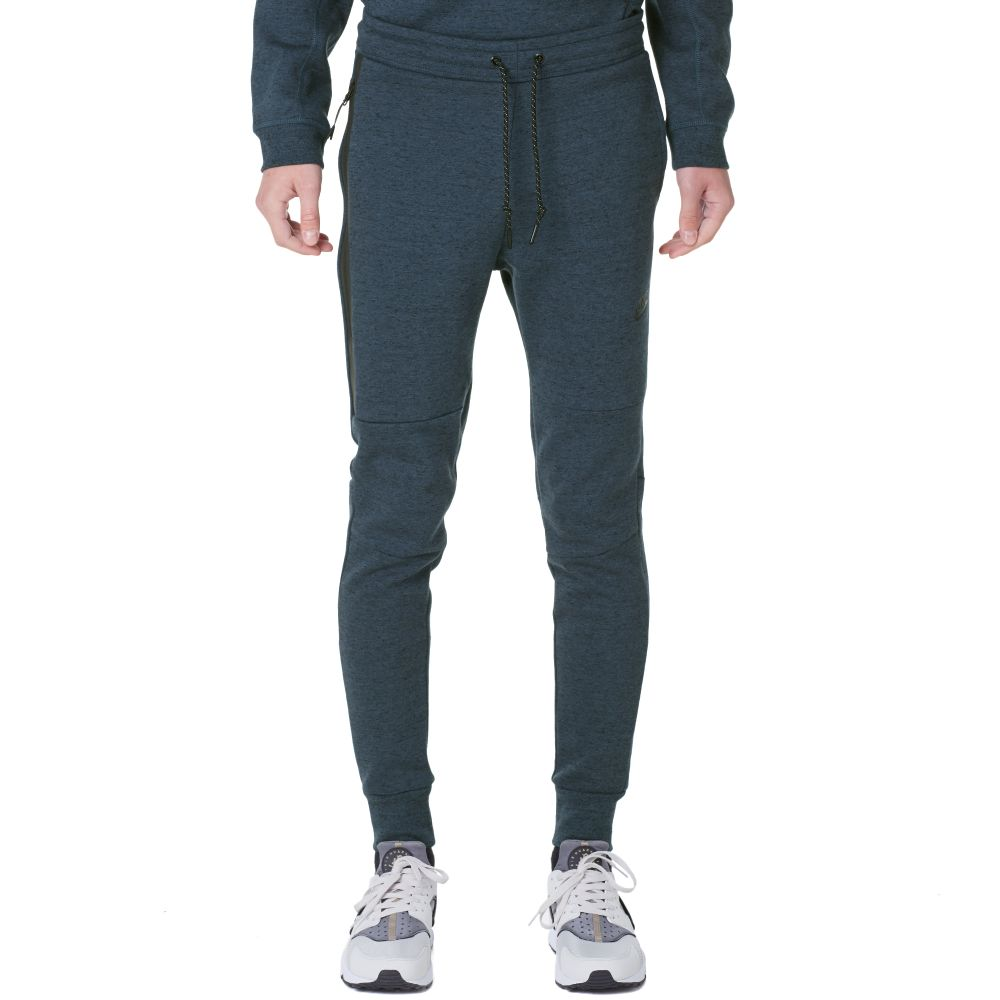 95e23bb62e13 Nike Tech Fleece Pant Squadron Blue   Black