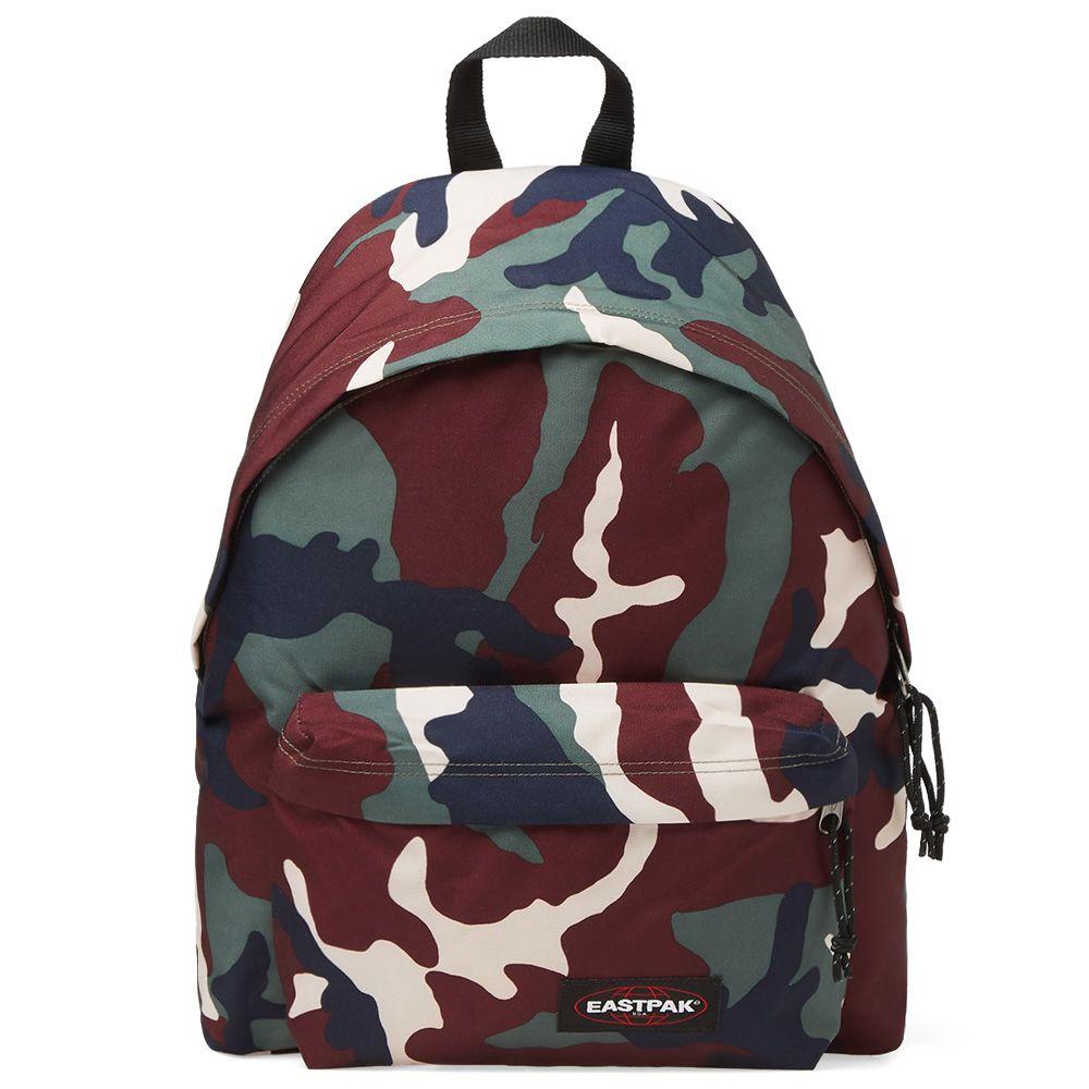 1becb5d20c56 Eastpak Padded Pak r Backpack Camo Green