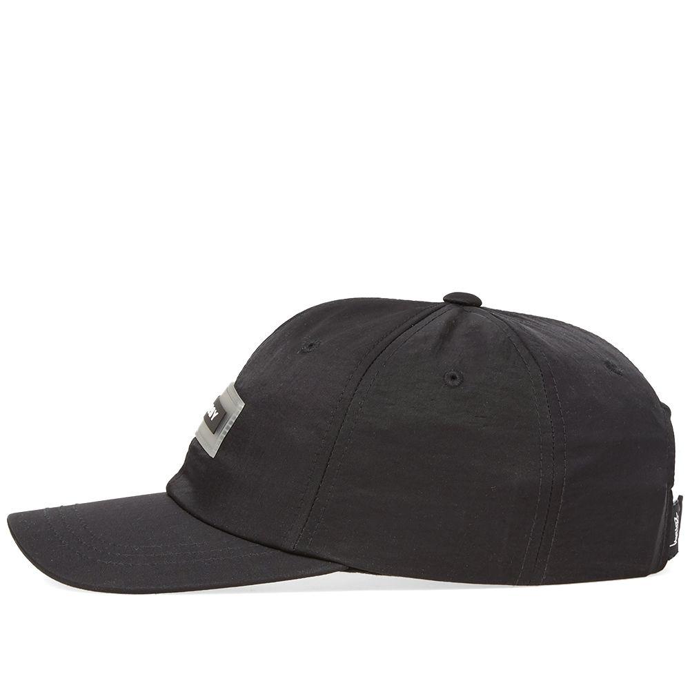 Stussy Nylon Low Pro Cap Black  d5e8d979d73