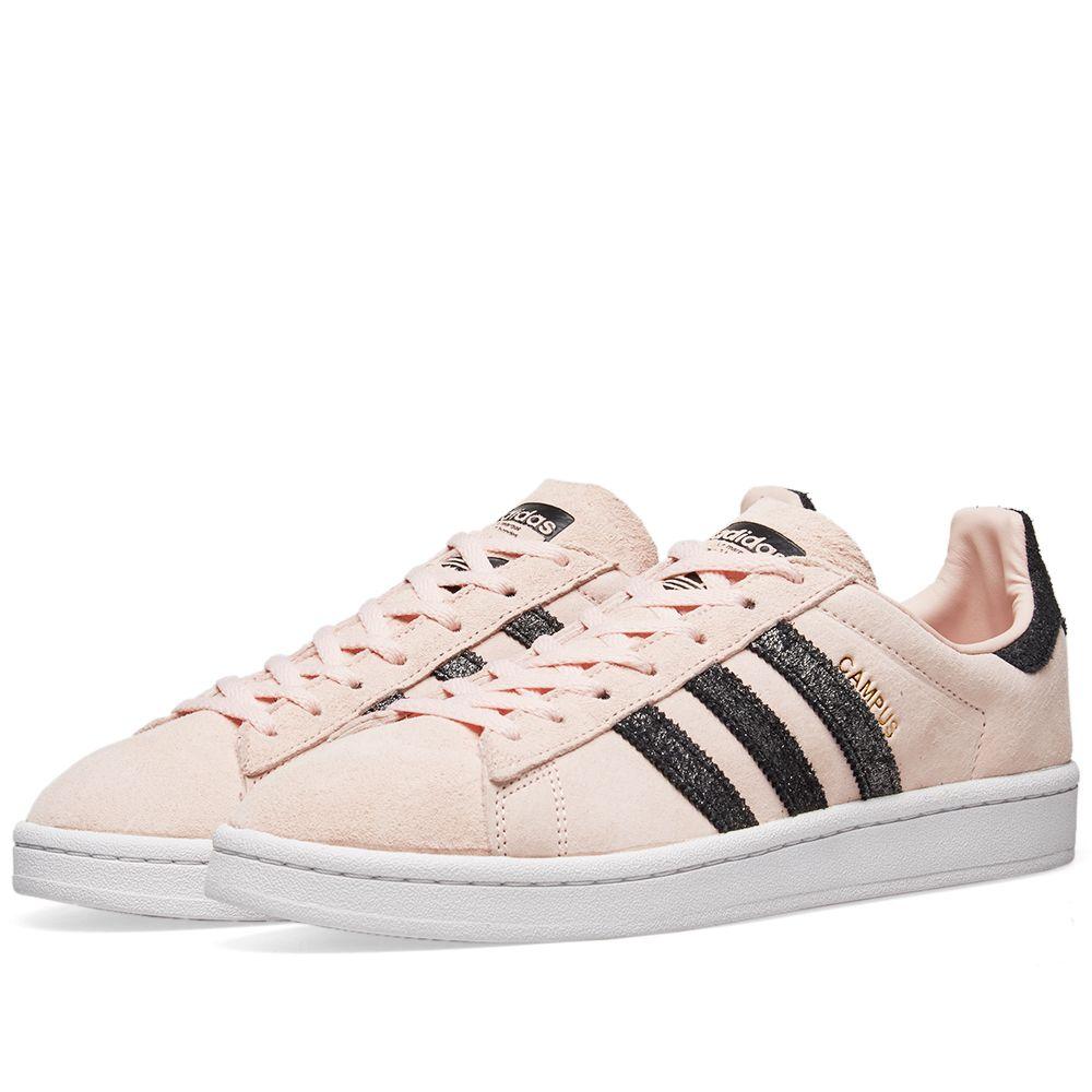 b67bc25fcc03 Adidas Campus W Icey Pink
