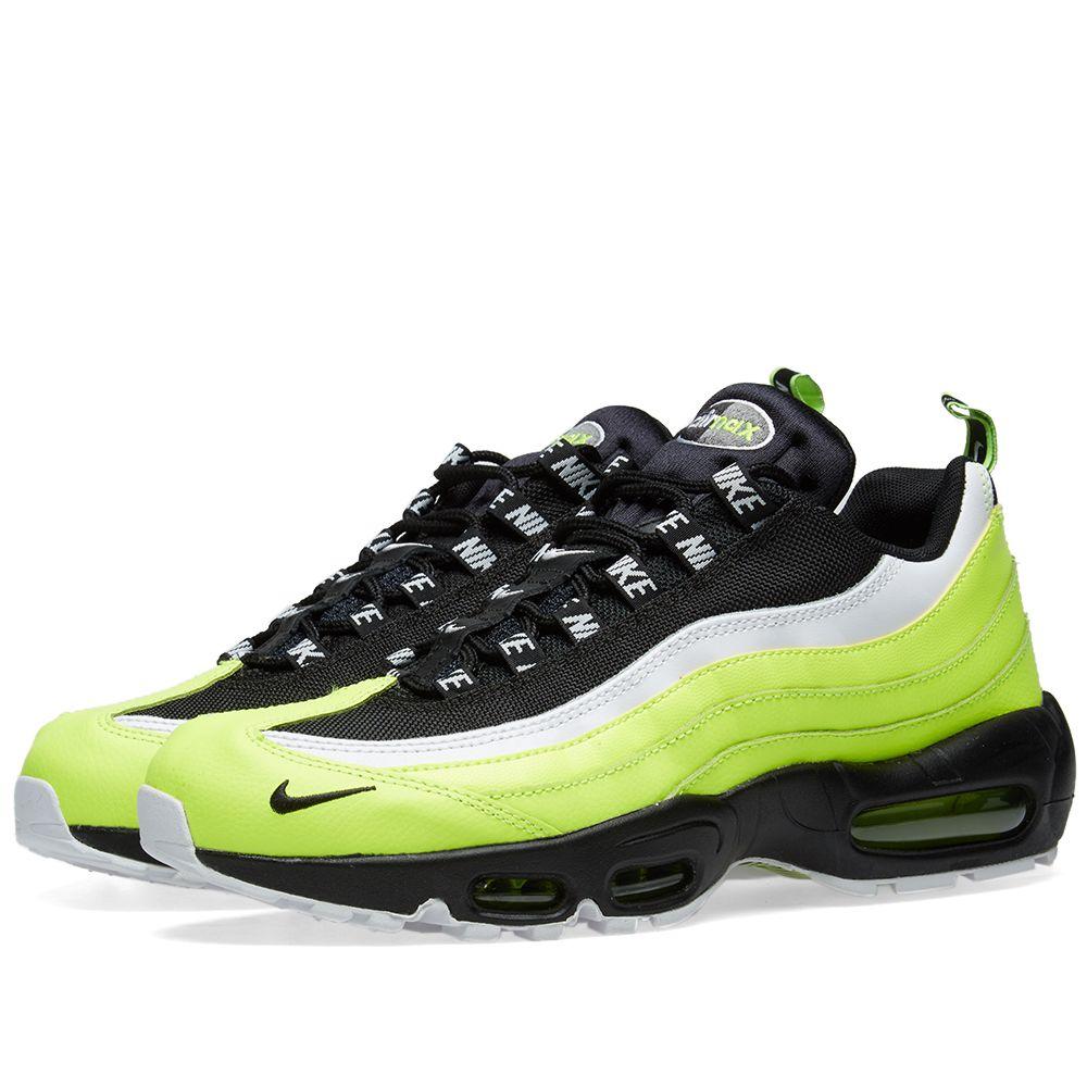 1604bbe7fd4 Nike Air Max 95 Premium Volt