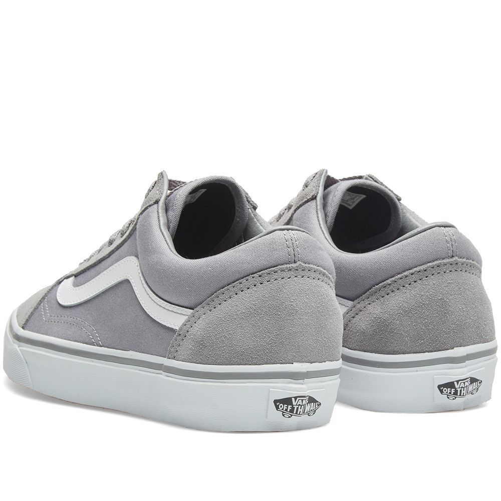 0aab38e6c30 Vans Old Skool. Frost Grey   True White. ₩76