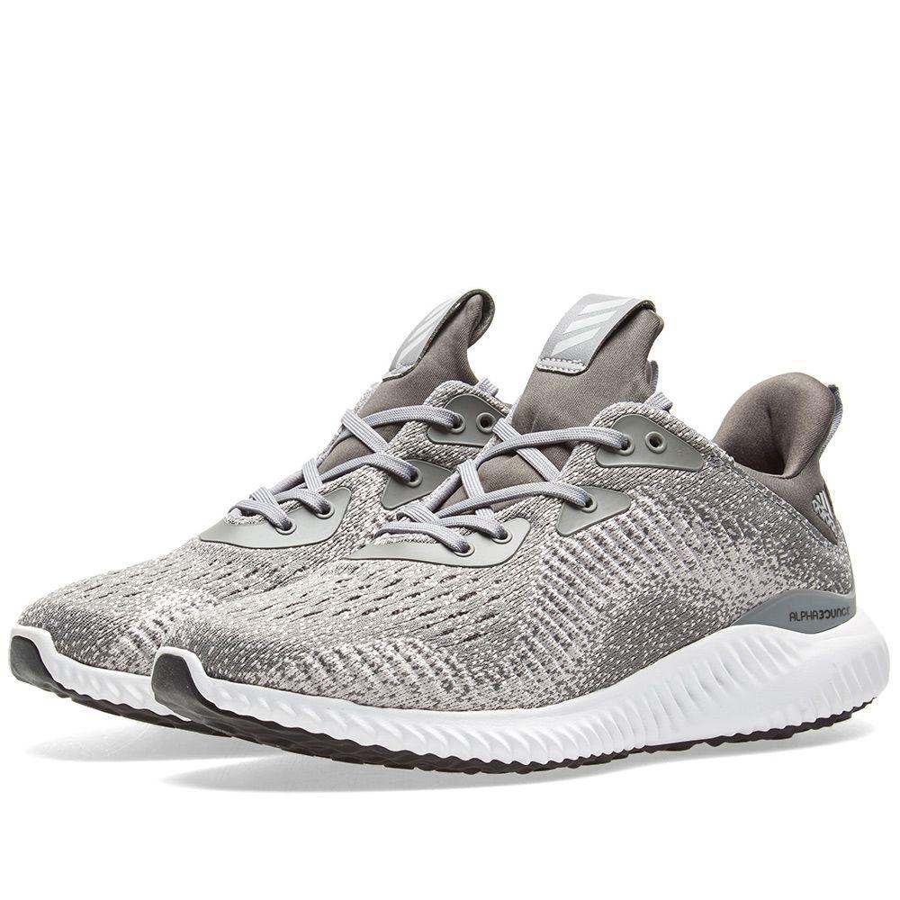 Adidas Alphabounce EM Grey  a83113cf8