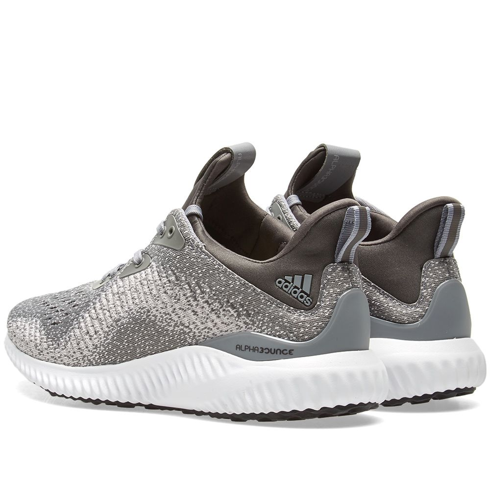 sports shoes d2a03 7d4bb Adidas Alphabounce EM. Grey