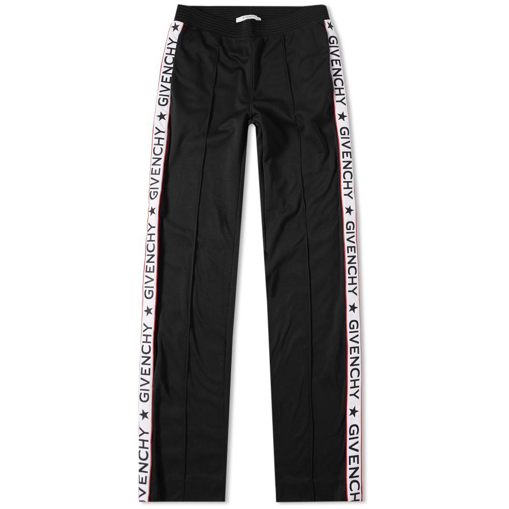 8b0257d794e3 Givenchy Logo Tape Track Pant Black
