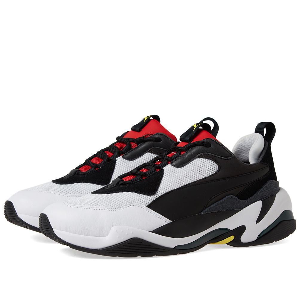 Puma Thunder Spectra Black   High Risk Red  34cf6a97e