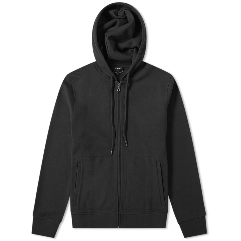 A.P.C. Moment Zip Hoody by A.P.C.'s