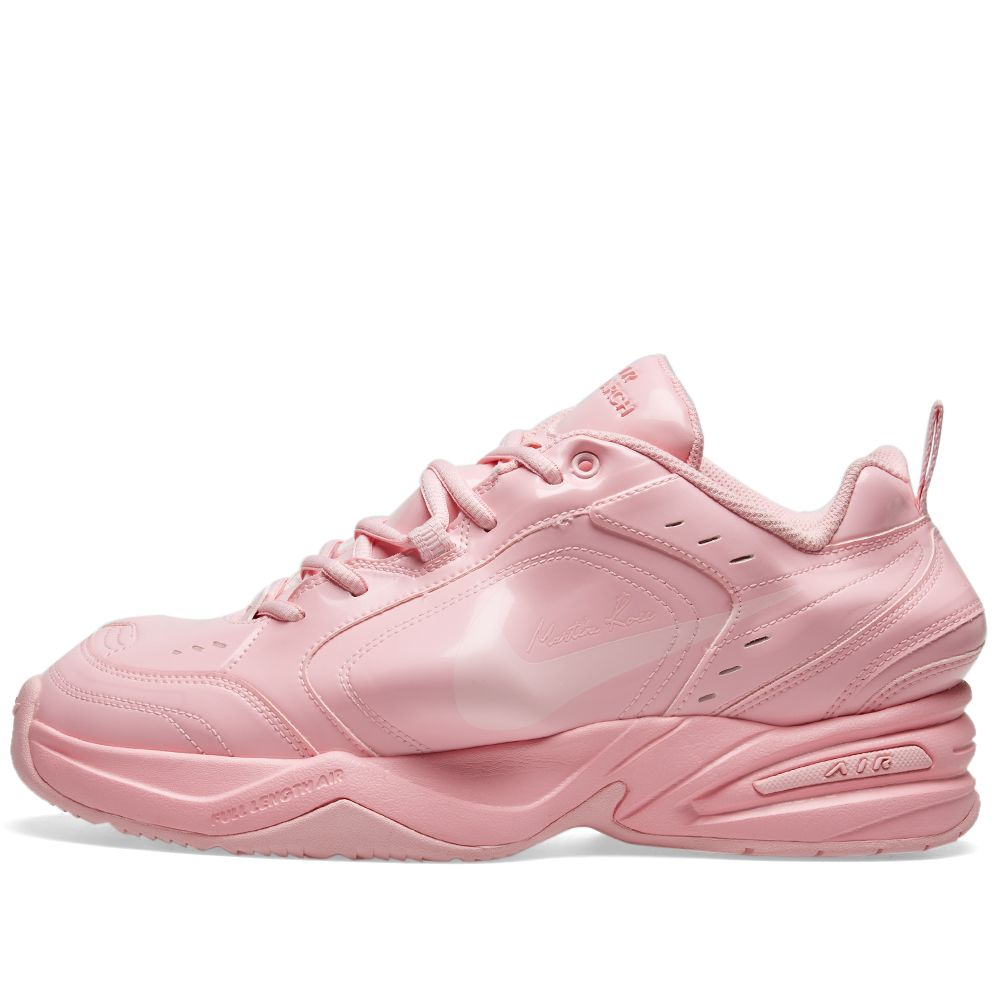 eb82dc5876ad3 Nike x Martine Rose Air Monarch 4 Soft Pink   Black