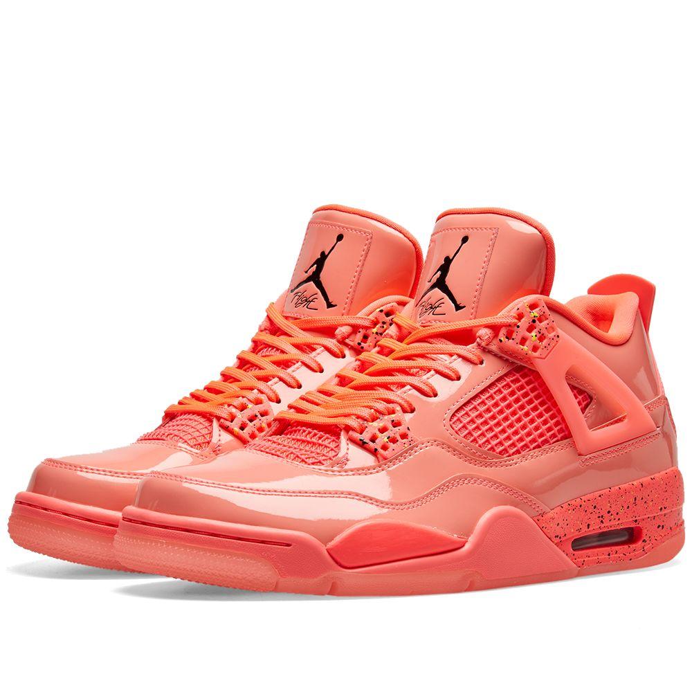 1fc33239aeb0 Air Jordan 4 Retro W Hot Punch