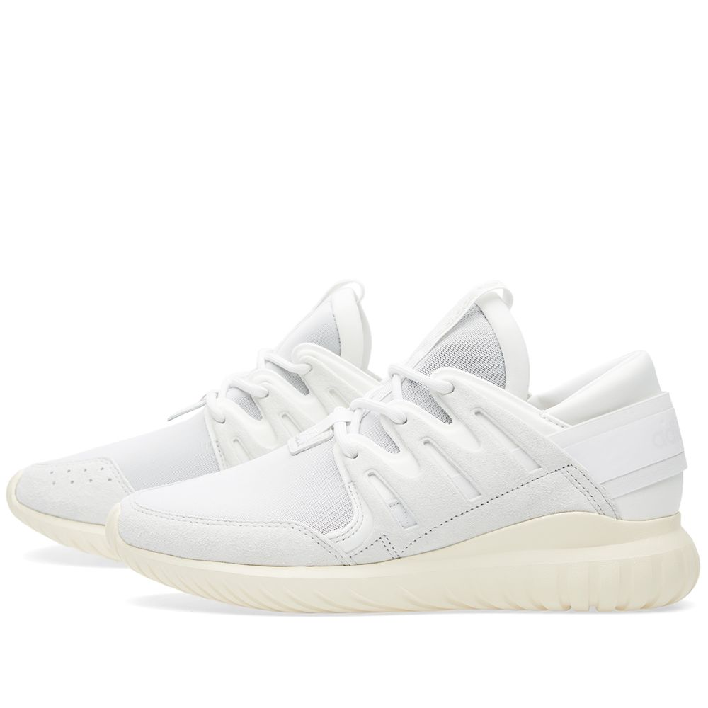 official photos bc9b7 c8a6b Adidas Tubular Nova. Vintage White ...
