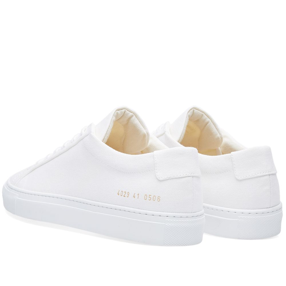 bd3c995aead1 homeWoman by Common Projects Achilles Low Canvas. image. image. image.  image. image. image. image. image. image