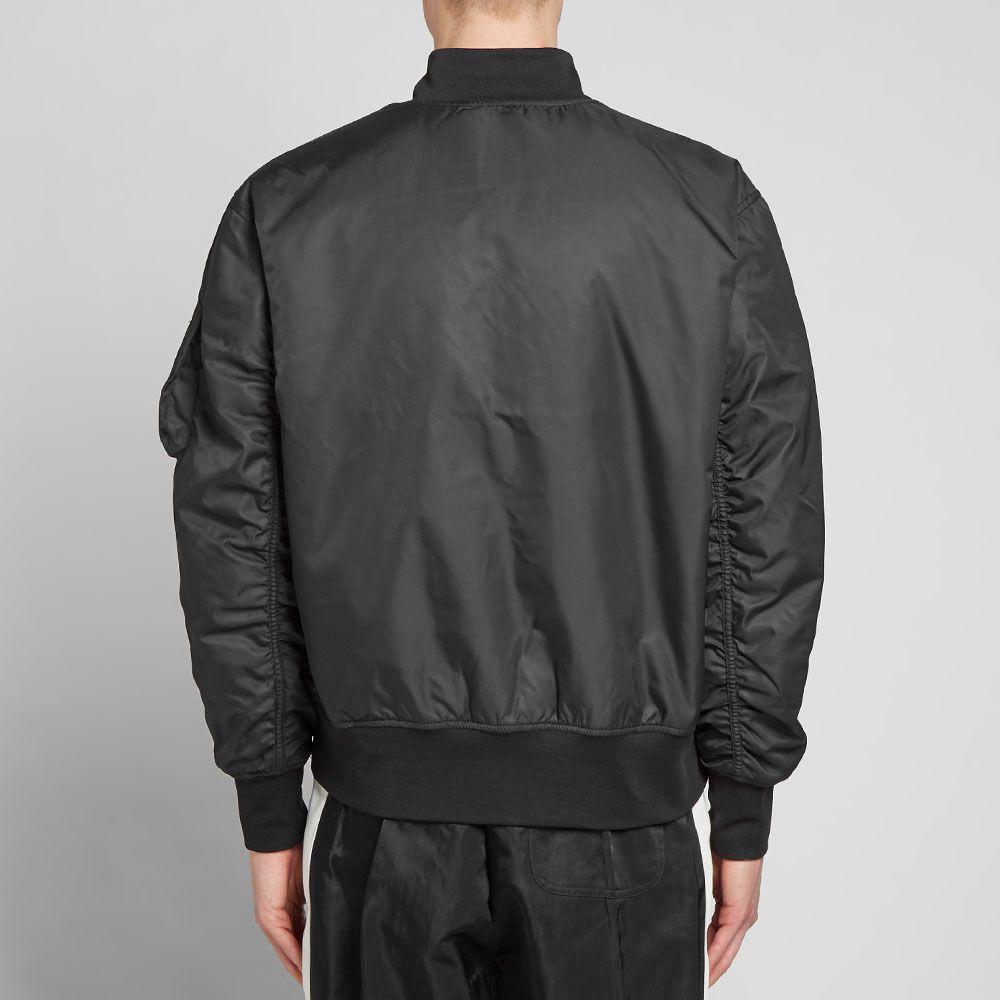 577235d4cc5d Nike Reversible Bomber Jacket Black