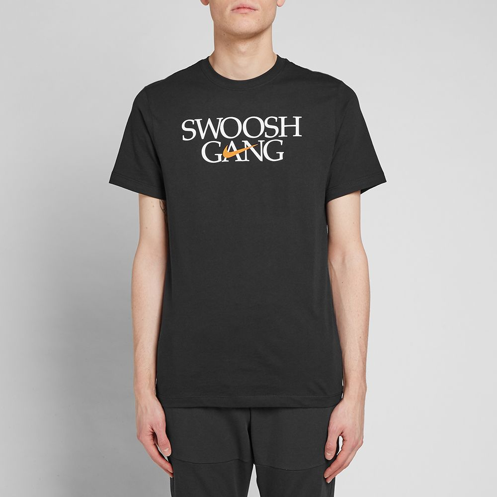5bd82a50f Nike NSW Gang Tee Black