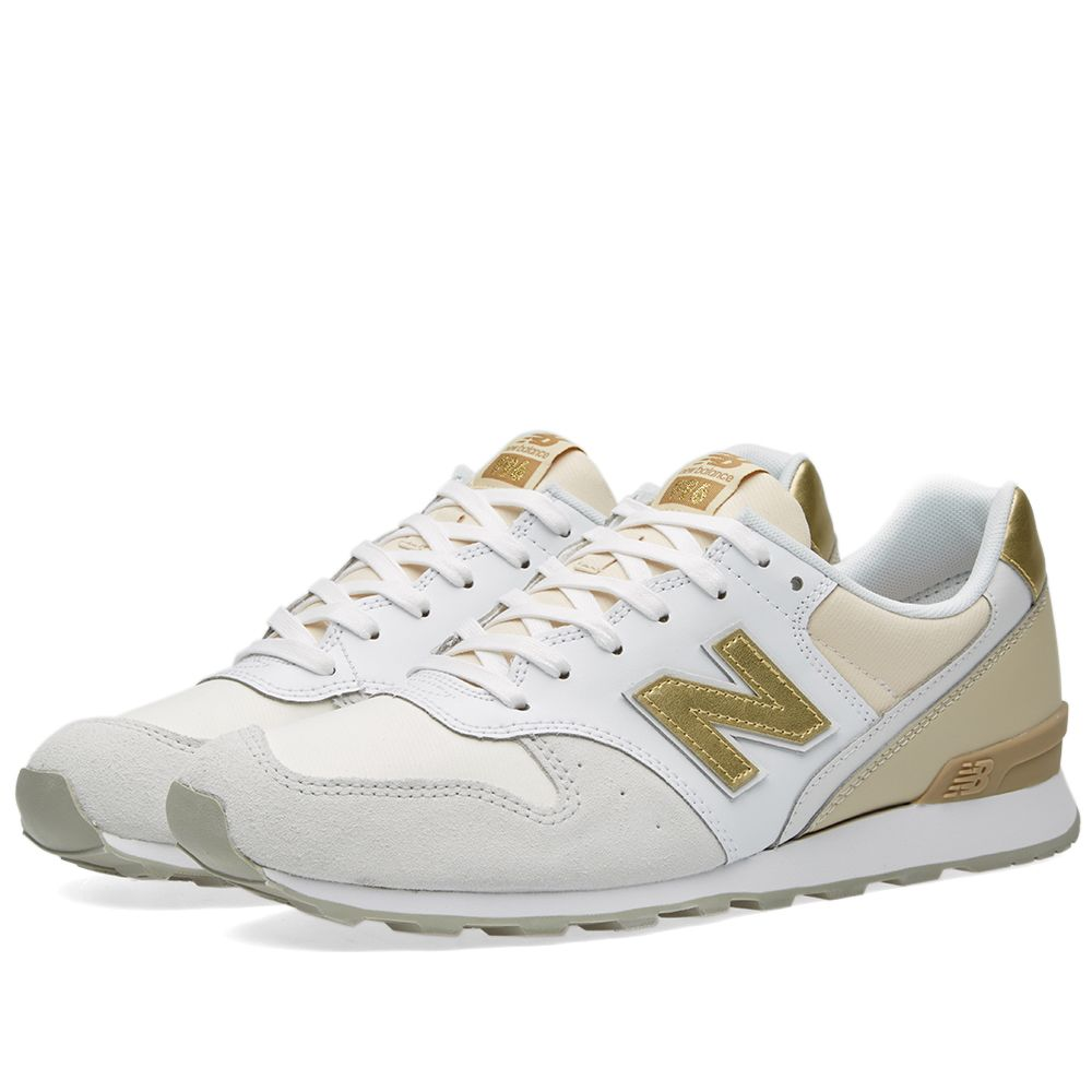 04138257bc56 New Balance White And Gold - The Gold Picture