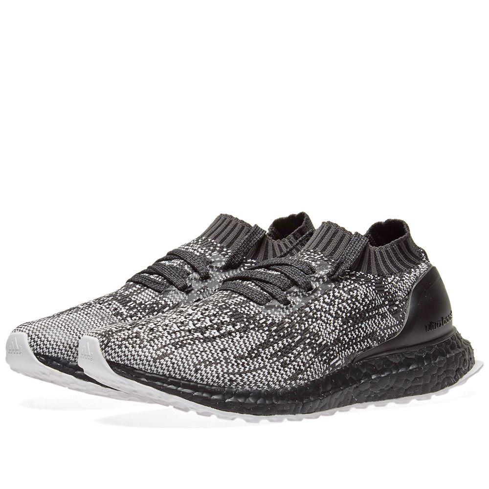44849b0f52a Adidas Ultra Boost Uncaged. Black   Dark Grey.  175. image
