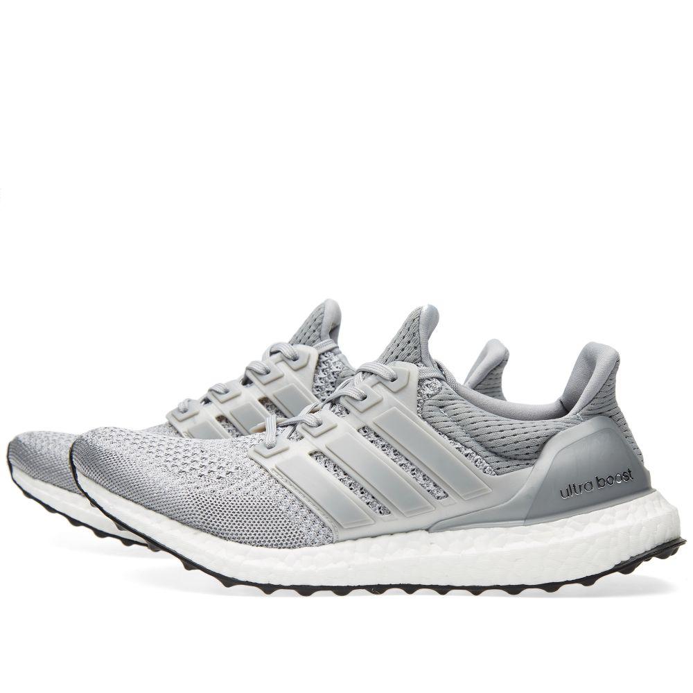 Adidas Ultra Boost Ltd. Silver Metallic  ad1688158