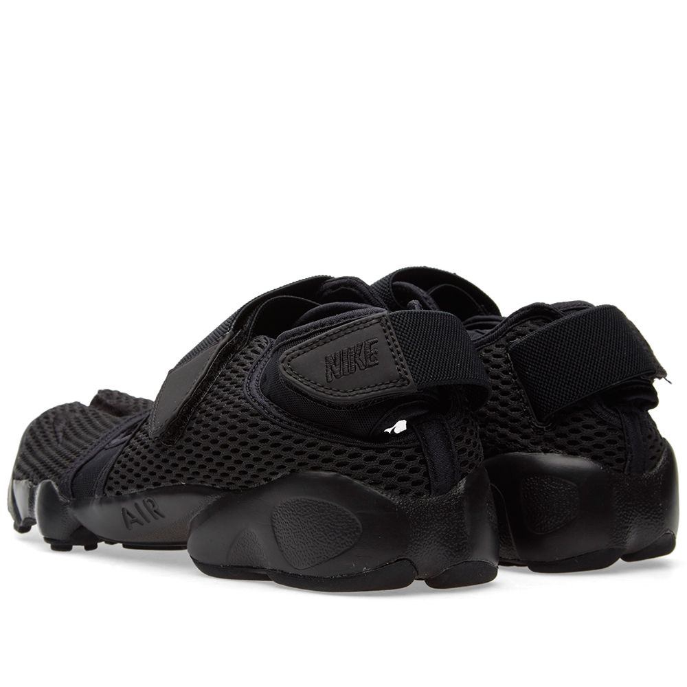 on sale 15547 dbfe0 Nike Air Rift BR Black   END.