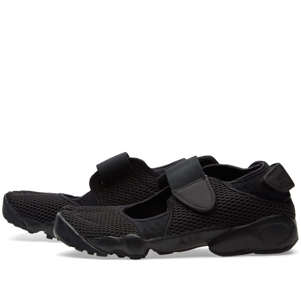 196556e06101 Nike Air Rift BR Black