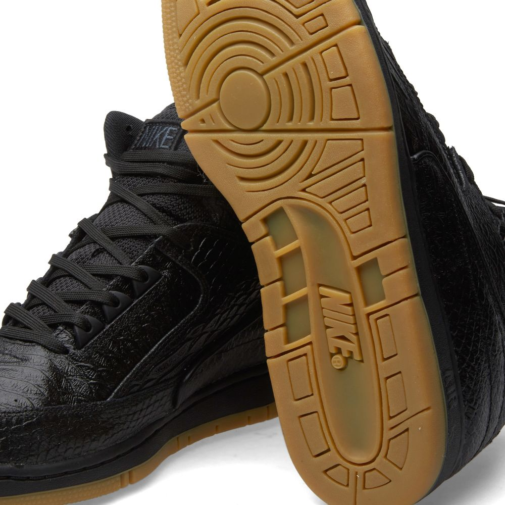 factory price 62c32 4d21a Nike Air Python PRM Black   Gum   END.