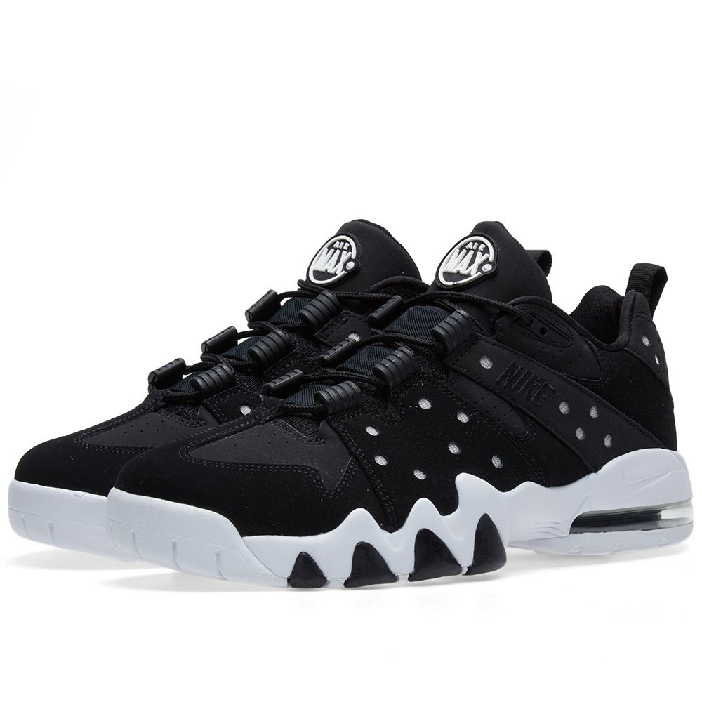 a5350411feda Nike Air Max CB 94 Low Black   White