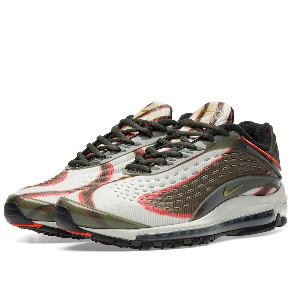 182423b09ed42a Nike Air Max Deluxe Sequoia