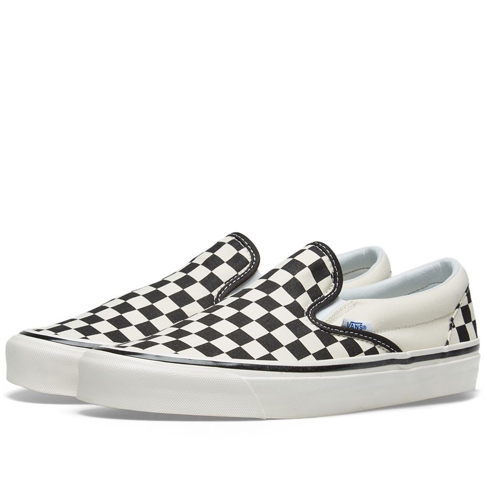 8e4974a019f Vans Classic Slip On 98 DX Checkerboard
