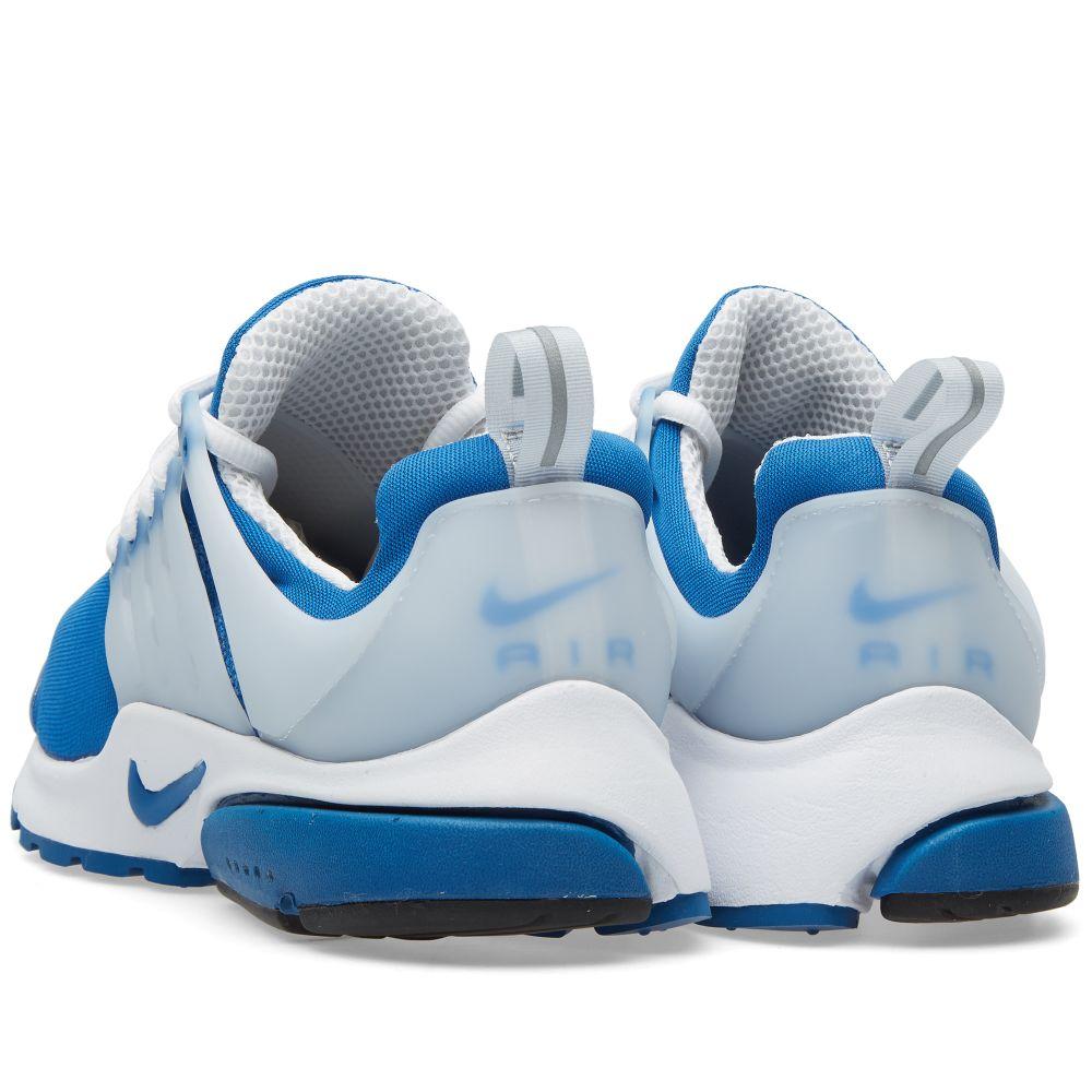 new concept 56b1c 504c1 Nike Air Presto QS Island Blue  END.