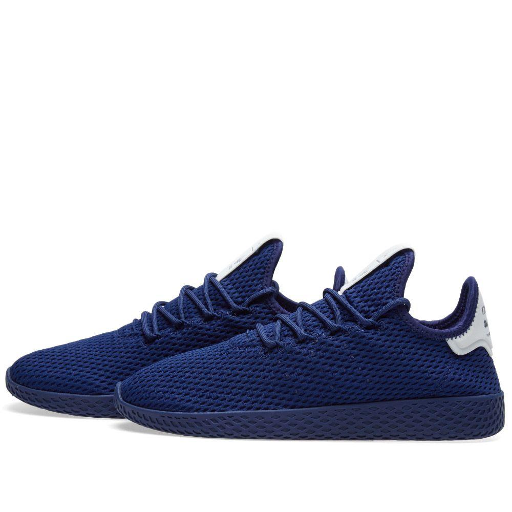 305aad5d6 Adidas x Pharrell Williams Tennis Hu Dark Blue