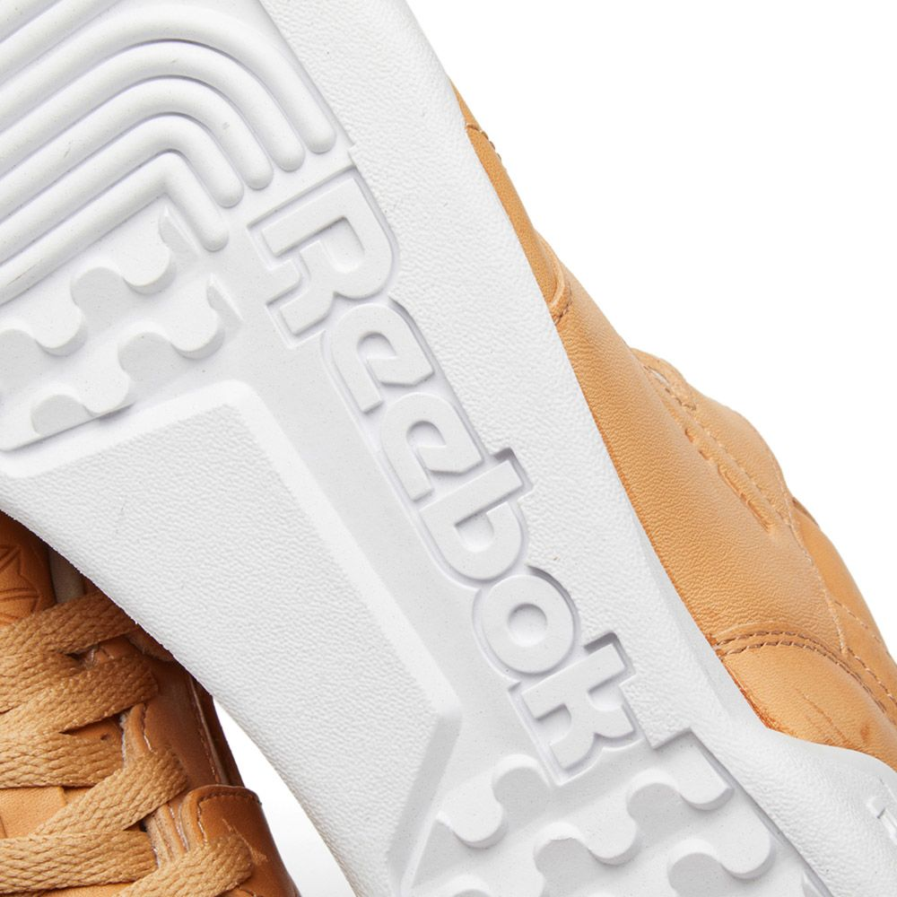 3386d3c74e1 Reebok x Horween Leather Co. Workout Plus Sand   White