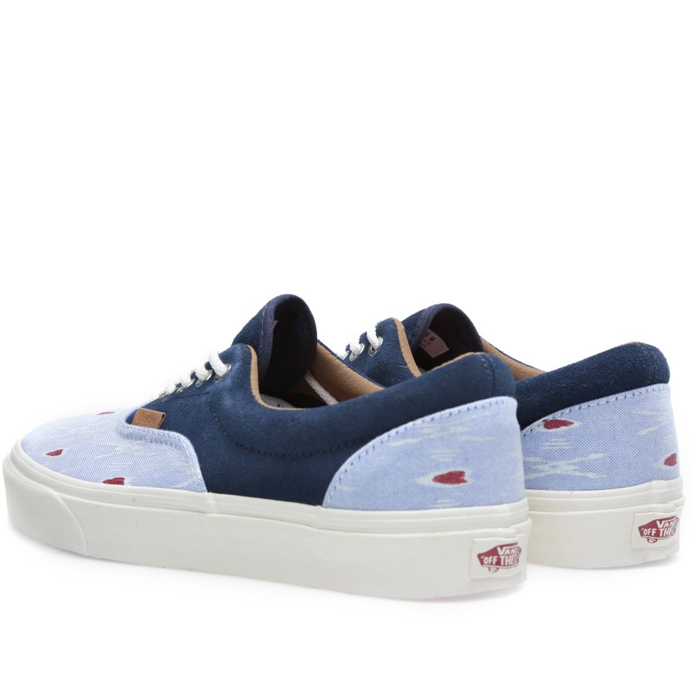 0b476aa2242f Vans California Era Ikat Dress Blue