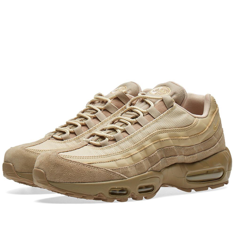 reputable site f85d4 3b799 Nike Air Max 95 Premium. Khaki, Team Gold   Mushroom. CA 195 CA 115. image