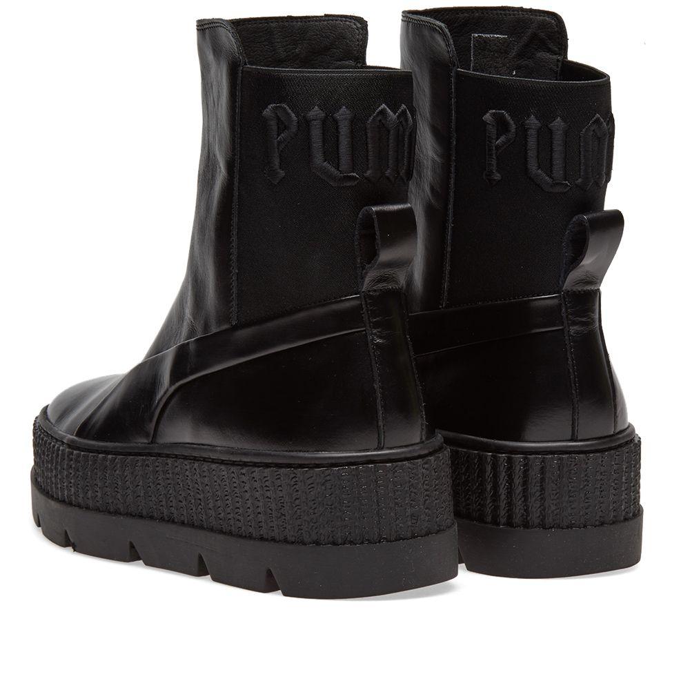 477985c6fb03 homePuma x Fenty by Rihanna Chelsea Sneaker Boot. image. image. image.  image. image. image. image. image. image. image. image