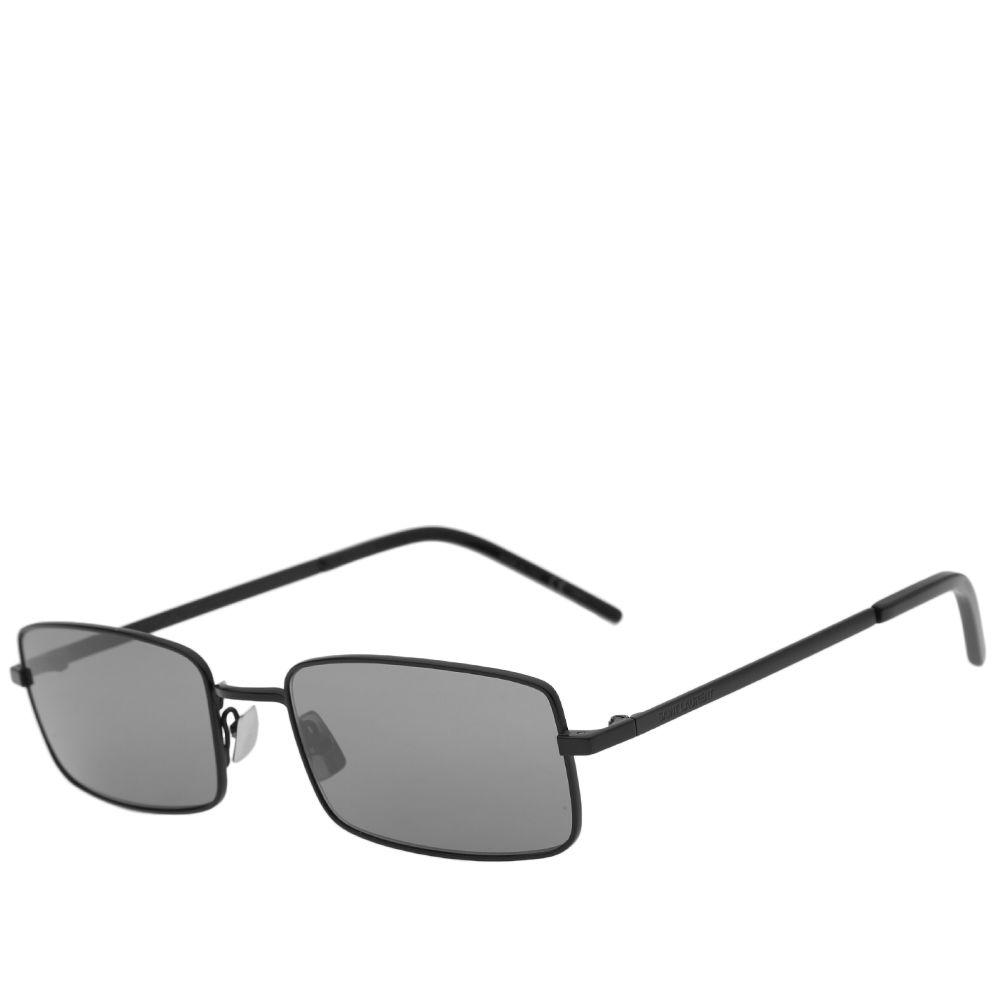 6dce82e60e3 Saint Laurent SL 252 Sunglasses. Black   Silver. £249. Plus Free Shipping.  image
