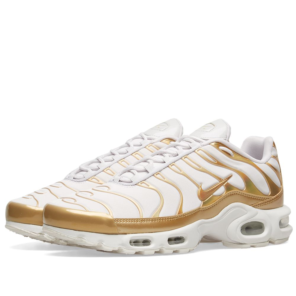 Low Cost Damenschuh | Nike Air Max Plus Metallic 605112 055