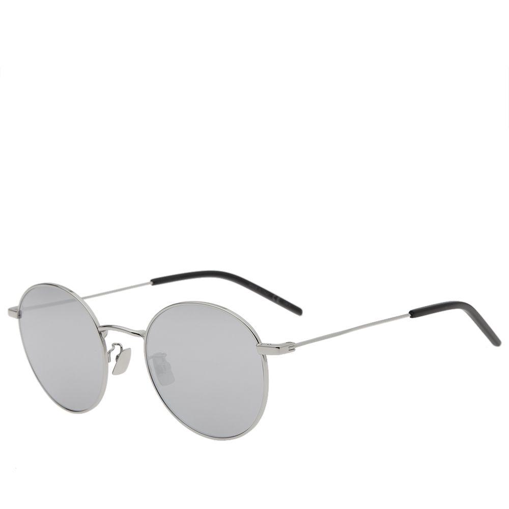 fc7f61b33ca Saint Laurent SL 250 Sunglasses Silver